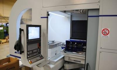 CNC Styring: HEIDENHAIN for avanserte boreoperasjoner