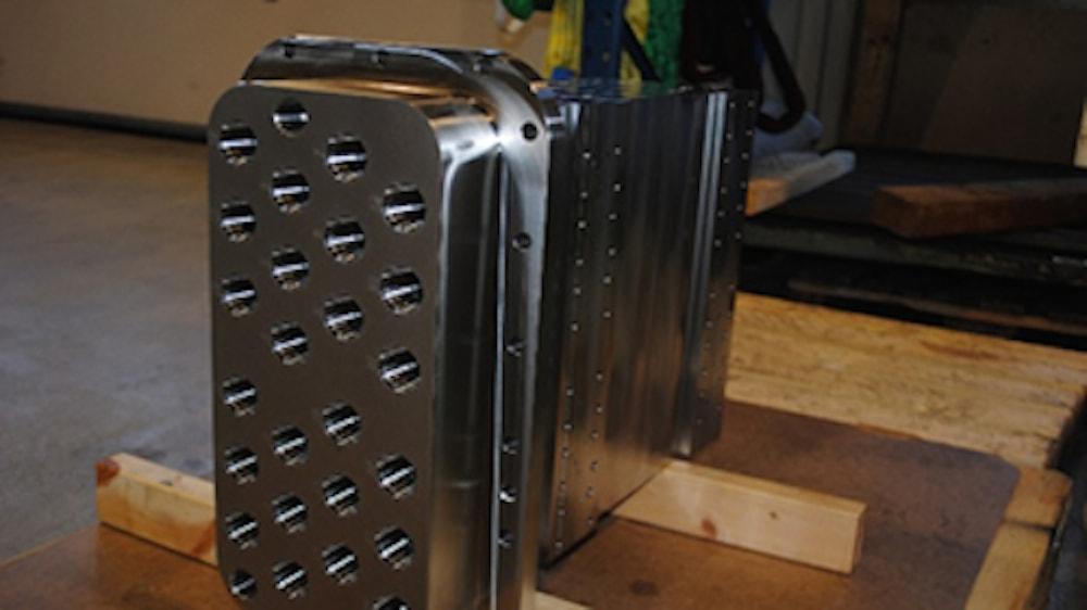 Avanserte Boringer: Eksempel på avanserte boringer i ventilblokk
